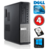 MODELIS: RD5517WH<br />DELL 7010 DT i5-3470 4GB 250GB DVD WIN10 RENEW