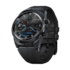 MODELIS: 6940447112017<br />TicWatch Pro 4G/LTE Smart watch, NFC, GPS (satellite), AMOLED, Touchscreen, Heart rate monitor, Activity monitoring 24/7, Waterproof, Bluetooth, Black