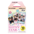 MODELIS: FUJI INSTAX MINI SHINY STAR (1<br />Fujifilm Instax Mini Shiny Star Instant Film Quantity 10, 86 x 54 mm