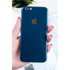 MODELIS: FERYASKINCASEIPHONE7 DARK BLUE<br />3MK Ferya SkinCase Back cover, Apple, iPhone 7/8, Protective foil, Dark Blue
