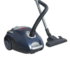 MODELIS: DOH108<br />DomoClip Vacuum cleaner DOH108 Warranty 24 month(s), Bagged, Blue, 800 W, 4.5 L, B, B, E, D, 79 dB, HEPA filtration system,