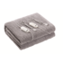 MODELIS: CR 7413<br />Camry Electric blanket   CR 7413  Number of heating levels 2, Number of persons 1, Washable,  2x60  W, Grey