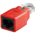 MODELIS: 68912<br />Goobay 68912 5e RJ45 cross-over modular adapter, CAT 5e