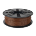 MODELIS: 3DP-PLA1.75-01-BR<br />Flashforge PLA filament 1.75 mm diameter, 1kg/spool, Brown