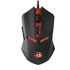 MODELIS: 70437<br />DEFENDER Wired gaming mouse Nemeanlion optical 7buttons 3000 dpi