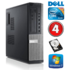 MODELIS: RD5517W7<br />DELL 7010 DT i5-3470 4GB 250GB DVD WIN7Pro RENEW