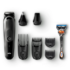 MODELIS: MGK5060<br />Braun All-in-one Trimmer MGK5060 Beard & hair trimmer, Black/Grey, Cordless