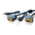 MODELIS: 70135<br />Clicktronic VGA and Audio-connecting cable 70135