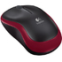 LOGITECH M185 Wireless Mouse RED
