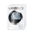 MODELIS: WTY87859SN<br />Bosch Dryer WTY87859SN Condenced, Heat pump, 9 kg, Energy efficiency class A++, Self-cleaning, White