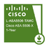 MODELIS: L-ASA5506-TAMC-1Y<br />Cisco ASA5506 FirePOWER IPS, AMP, URL Licenses for 1 Year - eDelivery