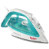 MODELIS: FV3951E0<br />TEFAL Easygliss Iron FV3951E0 Blue/ white, 2400 W, Steam iron, Continuous steam 35 g/min, Steam boost performance 120 g/min, Anti-drip function, Anti-scale system, Vertical steam function, Water tank capacity 270 ml
