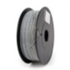 MODELIS: FF-3DP-PLA1.75-02-GR<br />Flashforge PLA plastic filament  1.75 mm diameter, 0.6 kg narrow spool, 53 mm spool, Grey