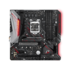 MODELIS: B365M PHANTOM GAMING 4<br />ASRock B365M PHANTOM GAMING 4, 1151, DDR4 2666, 6 SATA3, HDMI, DP, USB 3.1