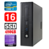 MODELIS: SKY256<br />HP 800 G1 SFF Intel Core i7-4790 4Cores/8Threads (3.6-4.0GHz) | DDR3 16GB | SSD 480GB | Intel® HD Graphics 4600 | DVD  | Windows 10 Pro | RENEW