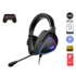 MODELIS: 90YH02K0-B2UA00<br />ASUS ROG Delta S Lightweight USB-C gaming headset with AI noise-canceling mic, MQA rendering technology, Hi-Res ESS 9281 QUAD DAC, RGB lighting, compatible with PC, Nintendo Switch and Sony PlayStation 5