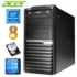 MODELIS: RD5632WH<br />Acer Veriton M4610G MT G630 8GB 500GB DVD WIN10 RENEW