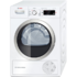 MODELIS: WTW875M8SN<br />Bosch Dryer WTW875M8SN Condensed, Condensation, 8 kg, Energy efficiency class A++, Self-cleaning, White