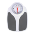 MODELIS: AD 8153<br />Adler Bathroom scales AD 8153 Maximum weight (capacity) 180 kg, Accuracy 1000 g, Multiple user(s), White,