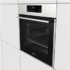 MODELIS: BOS737E13X<br />Gorenje Oven BOS737E13X 71 L, Electric, AquaClean, Steam function, Height 59.5 cm, Width 59.7 cm, Stainless steel/Black