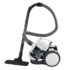 MODELIS: DOH105W<br />DomoClip Vacuum cleaner DOH105W Bagless multi-cyclonic, White, 1000 W, 2 L, C, B, E, F, 78 dB,