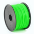 MODELIS: 3DP-ABS1.75-01-G<br />Flashforge ABS plastic filament for 3D printers, 1.75 mm diameter, green, 1kg/spool Flashforge ABS plastic filament  1.75 mm diameter, 1kg/spool, Green
