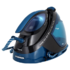 MODELIS: GC8735/80<br />Philips Steam generator iron  GC8735/80 Black/ blue, 2600 W, 1.8 L, 6.5 bar, Auto power off, Vertical steam function, Calc-clean function