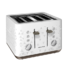 MODELIS: 248102<br />Toaster Morphy richards 248102 White, Plastic, 1800 W, Number of slots 4, Number of power levels 9,