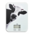 MODELIS: KE1603<br />ADE Kitchen Scale KE 1603 INKA Maximum weight (capacity) 5 kg, Graduation 1 g, Display type LCD, Cow print