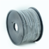 MODELIS: 3DP-ABS1.75-01-GR<br />Flashforge ABS plastic filament  1.75 mm diameter, 1kg/spool, Grey