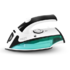MODELIS: CR 5024<br />Camry CR 5024  White/green/black, 840 W, Steam Travel iron, Vertical steam function, Water tank capacity 40 ml