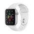 MODELIS: MWV62UL/A<br />Apple Watch 5 GPS 40mm Sport Band, silver/white