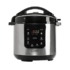 MODELIS: CR 6409<br />Camry Pressure cooker CR 6409 1500 W, Alluminium pot, 6 L, Number of programs 8, Stainless steel/Black