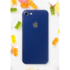 MODELIS: FERYASKINCASEIPHONE8 NIGHTBLUE<br />3MK Ferya SkinCase Back cover, Apple, iPhone 8, Protective foil, Matte Night Blue