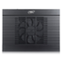 MODELIS: DP-N146-N9BK<br />Deepcool Notebook Cooling N9 BLACK, compatible with 17'' notebooks and below