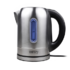 MODELIS: CR 1253<br />Camry Kettle CR 1253 With electronic control, 2200 W, 1.7 L, Stainless steel, Stainless steel, 360° rotational base