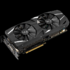 MODELIS: DUAL-RTX2060-A6G<br />ASUS Dual GeForce RTX 2060 Advanced, 6GB GDDR6, DVI, 2xDP, 2x HDMI