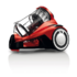 MODELIS: DD5255-1<br />Dirt Devil Vacuum cleaner Infinity Rebel 55 HFC Warranty 24 month(s), Bagless, Red, 800 W, A, A, C, A, 76 dB,