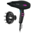 MODELIS: HT 0112<br />Severin Professional Hair Dryer HT 0112 Ionic function, Motor type long-life high-performance AC, 1900 W, Black/Purple