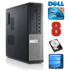 MODELIS: RD5529WH<br />DELL 7010 DT i5-3470 8GB 250GB DVD WIN10 RENEW