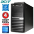 MODELIS: RD5624WH<br />Acer Veriton M4610G MT G630 4GB 480SSD DVD WIN10 RENEW