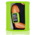 "MODELIS: BXSBSV<br />KSIX BXSBSV Armband, Universal, Smartphones max of 145 x 75 x 8.5 mm (up to 5.2""), Lycra, Green, Universal case"