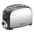 MODELIS: CR 3208<br />Camry Toaster CR 3208 Grey/black, Plastic, 750 W