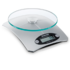 MODELIS: KW 3667<br />Severin KW 3667 Electronic kitchen scale Maximum weight (capacity) 5 kg, Graduation 1 g, Display type LCD, Silver