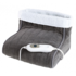 MODELIS: DOW101<br />DomoClip Foot warmer DOW101 Number of heating levels 3, Number of persons 1, Washable, Remote control, 100% polyester, 100 W, Grey