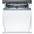 MODELIS: SMV45EX00E<br />Bosch Dishwasher SMV45EX00E Built in, Width 60 cm, Number of place settings 13, Number of programs 5, A++, Display, AquaStop function, White