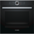 MODELIS: HBG632BB1S<br />Bosch Oven HBG632BB1S Multifunctional, 71 L, Black, activeClean, Rotary switch, Height 59.5 cm, Width 59.5 cm, Integrated timer, Built-in, A+