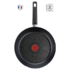 MODELIS: B3180402<br />TEFAL B3180402 Frying Pan, 24 cm, Gas, electric, ceramic, Grey, Non-stick coating,