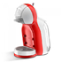 MODELIS: EDG305.WR<br />DELONGHI Dolce Gusto EDG305.WR MiniMe white/red capsule coffee machine