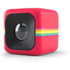 MODELIS: POLCUBELSR<br />Polaroid Cube ACT II Full HD, Red, Built-in microphone,